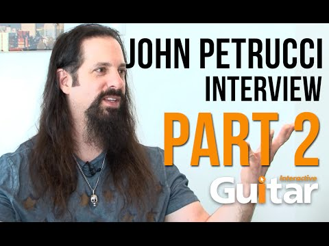 John Petrucci On Dream Theaters Complex Songs & Instrumental Parts | Part 2 Of 4 Interview