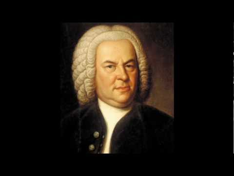 Бах Иоганн Себастьян - Praeludium V From The Well Tempered Clavier