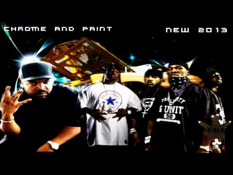 Ice Cube Ft. WC & G-Unit - Chrome And Paint Remix (New 2013)