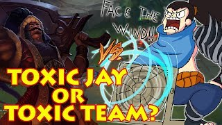 A FABULOUS GAME: TRYNDAMERE VS YASUO TOP: DIAMOND SOLOQ [Patch 7.17]