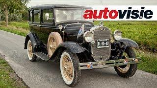 Uw Garage: Ford Model A 193 (1931)