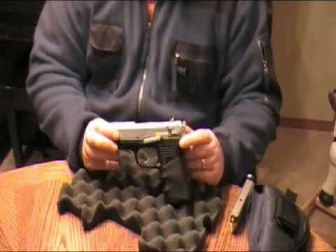 Ruger P95 Stainless review