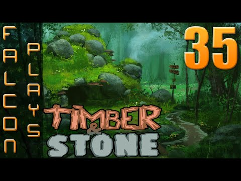 Timber and Stone 1.6+ Gameplay - Attack of the Dead - Let's Play - Ep 35