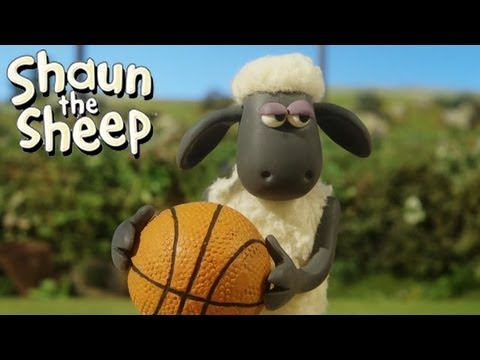 Shaun The Sheep: Championsheeps - Beach Volleyball (official Video) video