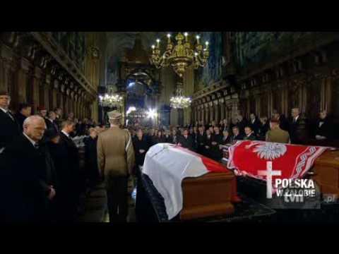 Pogrzeb Lecha i Marii Kaczyńskich,  Wawel - Ostatnia stacja, H.M. Górecki - Matko Najświętsza