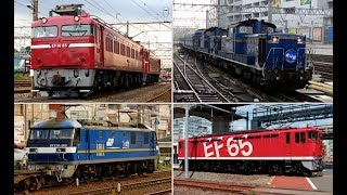Locomotives in Japan