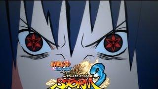 Naruto Shippuden Ultimate Ninja Storm 3 Ems Sasuke Fragment  Eternal Mangekyo