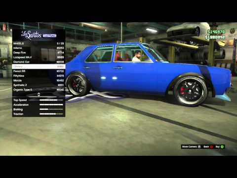 GTA 5 | Classic Nissan Skyline GT-R | Full Build | Hipster Update