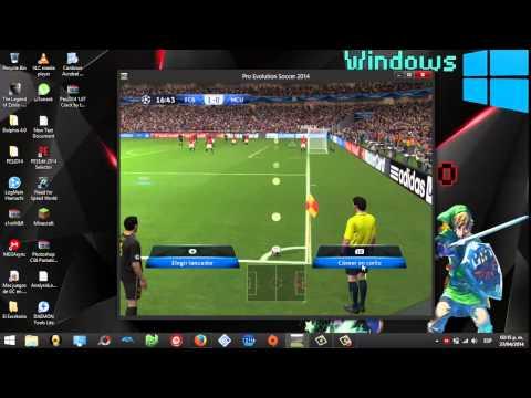 Pes 2014 PC Descarga MEGA (Nuevos links 24/08/2014)