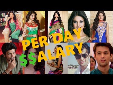 Per Day Salary Beyhadh 2016 thumbnail