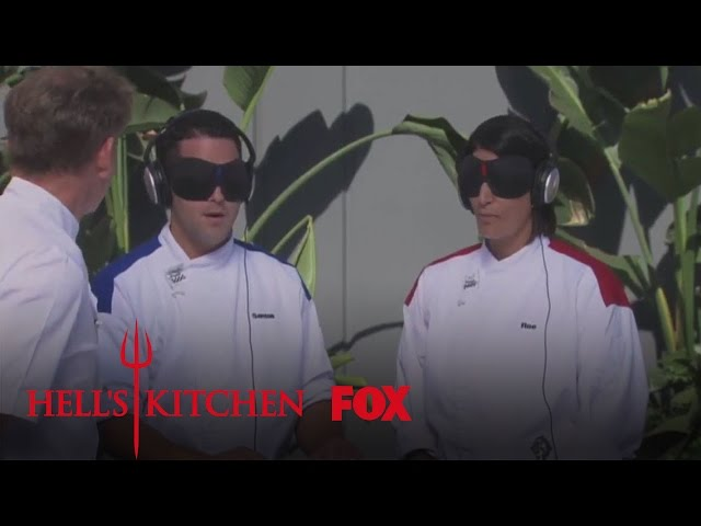 """My Palette Is On Point from """"8 Chefs Compete""""   HELL'S KITCHEN   FOX BROADCASTING"""