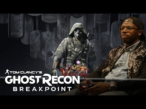 GHOST REACON: BREAKPOINT Beta | TEA STREAM | ROAD TO 100K