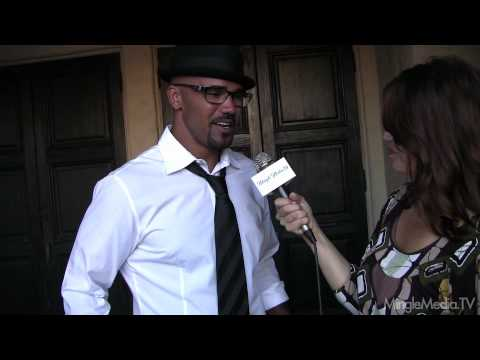 Shemar Moore AOFFest Fundraiser: Swan Film Screening, Pre-Post Party & Red Carpet Report Video
