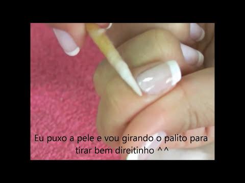Esmaltação francesinha/esmaltes claros - Dicas de manicure