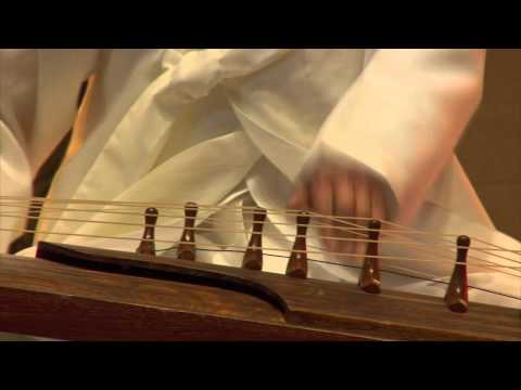 Traditional Korean Music Peformance