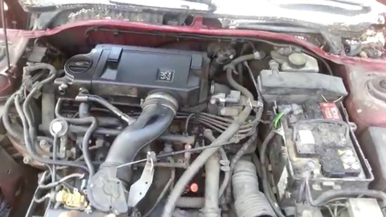 Peugeot 306 Cabriolet 2 0 8v Xsi Start Engine Youtube