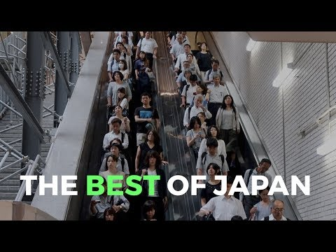 THE BEST OF JAPAN