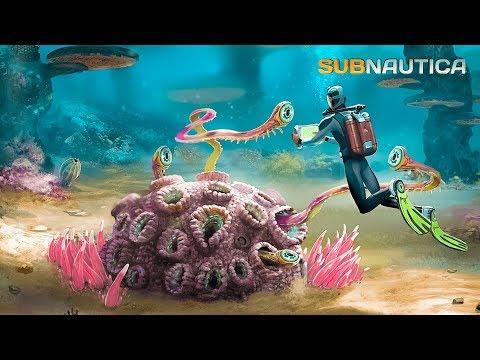 Subnautica | Челлендж | Быстрое выживание | Крафт основных инструментов за час