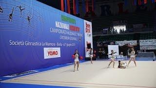 Biella - Assoluti di Ritmica Trofeo Yomo - Finali