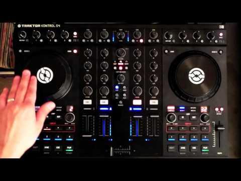 @DjPromote - Traktor Kontrol S4 / Scratching Set / Native Instruments