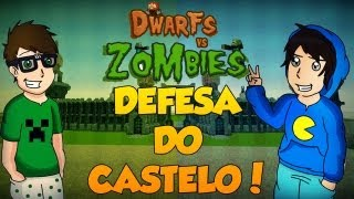 Minecraft: Defesa do Castelo