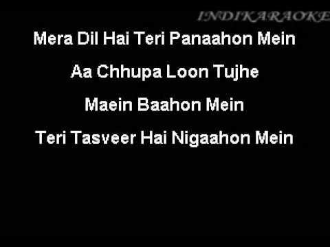 Dekha Ek Khwaab karaoke