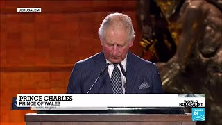 "Prince Charles: ""The magnitude of the genocide defies comprehension"""