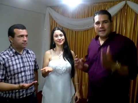 Milagros impresionates Lluvia de diamantes en la Ciudad de San Cristobal Pastor luhyi Garcia