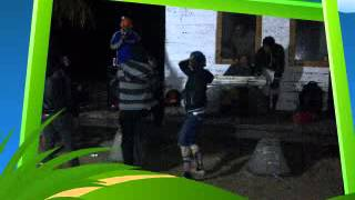 K2M PESTA IKAN BAKAR + ELEKTONE @BERAS BASAH ISLAND BONTANG 31/09/2012
