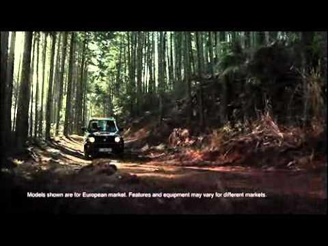 SUZUKI JIMNY 2012 промо-видео