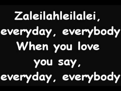 Mandinga - Zaleilah lyrics