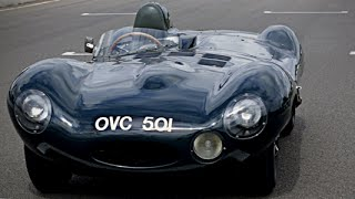 Five reasons why Jaguar D-type is Britain's best ever racing car