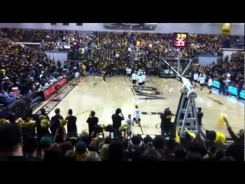 2013 VCU Basketball V. Butler [Entrance]