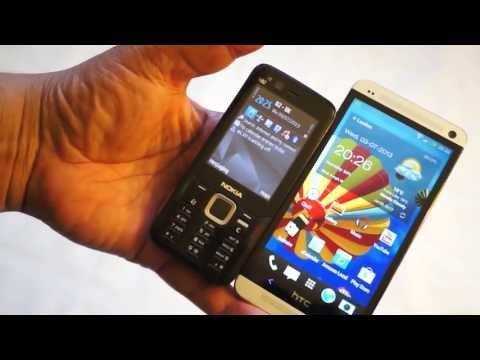 HTC One vs Nokia N82 - so how far has smartphone tech really progressed over 5 years? [Review]