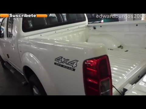 nissan navara 4x4 2013 colombia video de carros auto show medellin 2012 FULL HD