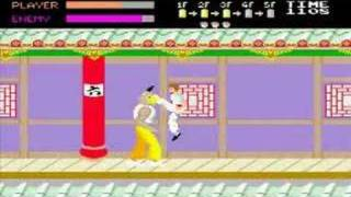 Kung-Fu Master Arcade