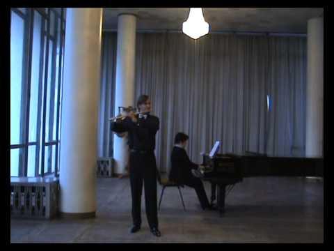 Бах Иоганн Себастьян - СОНАТА No5 ФА-МИНОР ДЛЯ СКРИПКИ И фортепиано, BWV1018 Клавир
