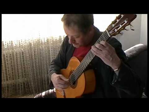 Francisco Tarrega - Prelude 7 In A