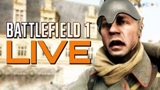 Battlefield 4 throwback - BF1 LATER!: TheBrokenMachine's Chillstream - 60 fps Multiplayer Gameplay