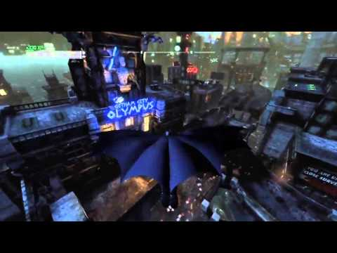 Batman: Arkham City Gameplay Trailer (HD 720p)