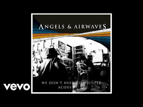 Angels & Airwaves - The Adventure (Acoustic) (Audio Video)