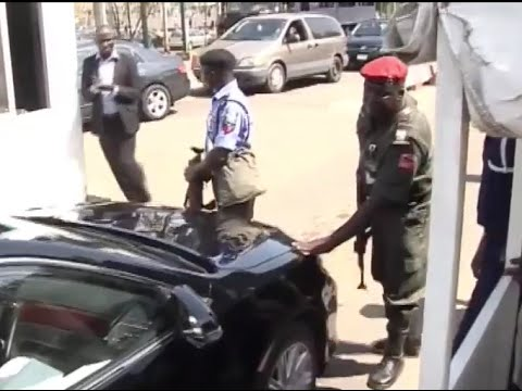 Download Police Show Of Shame And The Chaos At The House Of Reps. Mp4 baru