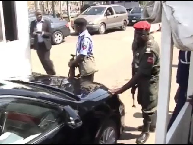 Police Show Of Shame And The Chaos At The House Of Rep