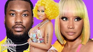 Nicki Minaj is pregnant...and Meek Mill reacts! | Kanye West needs an intervention