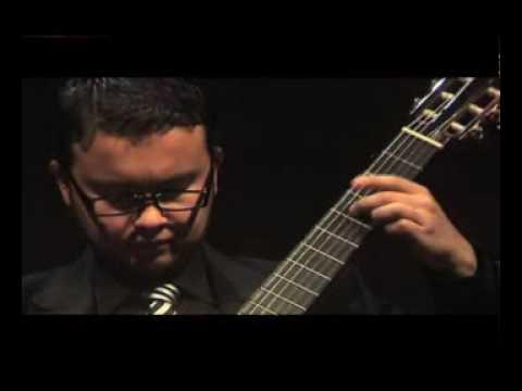 The legend of hagoromo part 2/2 by Keigo Fujii - Fabián Valenzuela (guitar)