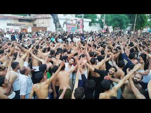 Haji Ansar Party -Mir Hassan G 6 Islamabad - Ronay Kay Leay Hafi Hay Sajjad Tera Nam