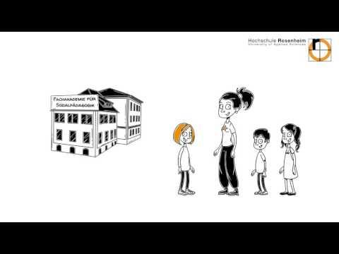 Wege zum Studium Pädagogik der Kindheit und Jugend