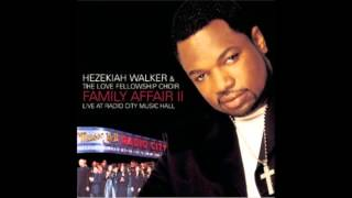 Watch Hezekiah Walker When We Get Over There video