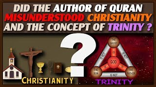 Video: In Quran 5:116, the Christian Trinity is misunderstood?