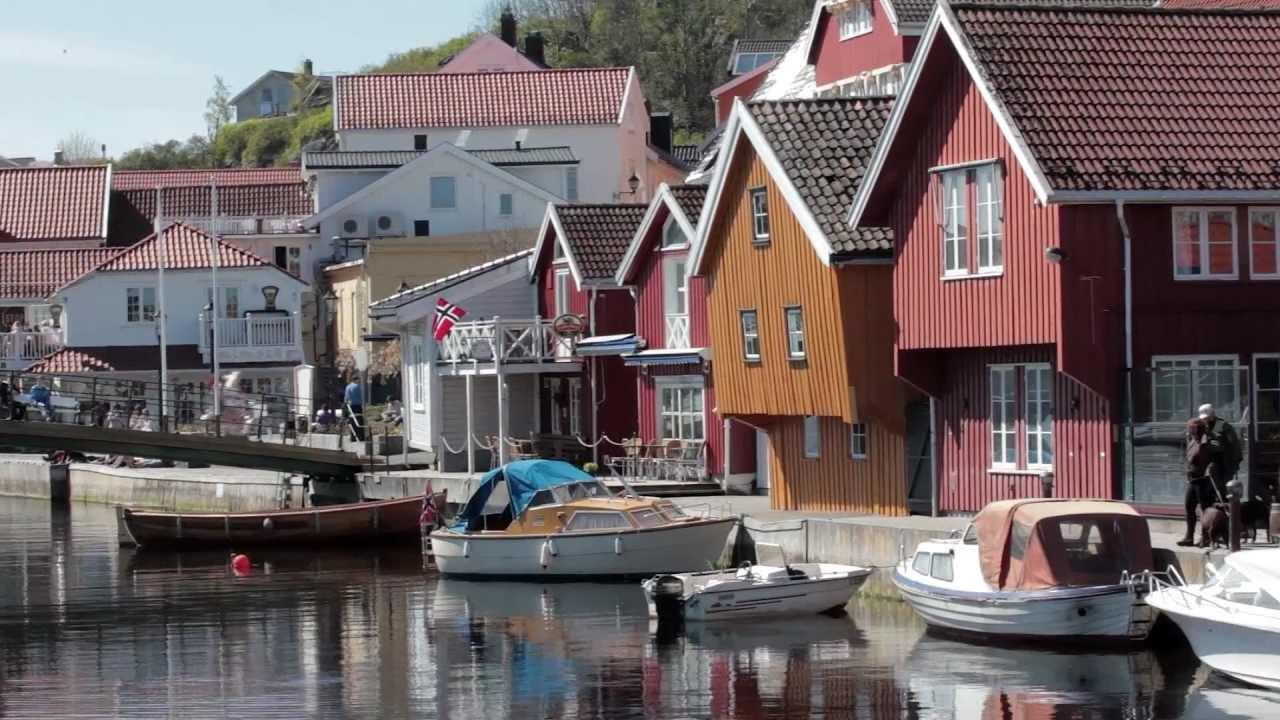 om Kragerø